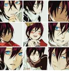 Yato Otaku, Yato And Hiyori, Cute Funny Pics, Yatori, Most Beautiful Eyes, Webtoon Comics, Fantasy, Me Me Me Anime, Haikyuu