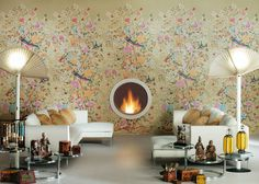 How to Wallpaper Paint Over ( New Ideas ) | Decoration STAR