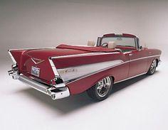 1957 Chevy's