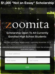 Zinch weekly three-sentence essay scholarship winners