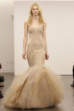 Vera Wang 2012 Fall Bridal