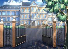 Entry of Immobile, Background, Anime Background, Anime Scenery, Visual Novel…