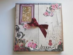 Instant Download  Unique Floating Pages Binding by SaCoDesigns