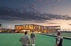Keast Park Community Pavilion / Jackson Clements Burrows Architects © John Gollings