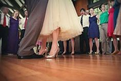 How To DJ Your Wedding With An Ipod « A Practical Wedding: Ideas for Unique, DIY, and Budget Wedding Planning