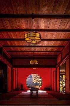 MeigetsuinTemple in Kamakura,鎌倉 明月院. Japan. Photography by Spock on Ganref
