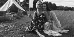 Kate Moss Celebrates Liv Tyler's 40th Birthday in Style