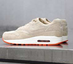BEAMS x Nike Air Max 1 Premium – Suede / Orange