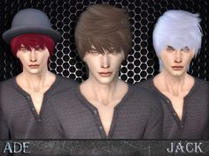 Remarkable Fancy Curly Hairstyle For Your Lads Found In Tsr Category Sims Hairstyles For Women Draintrainus