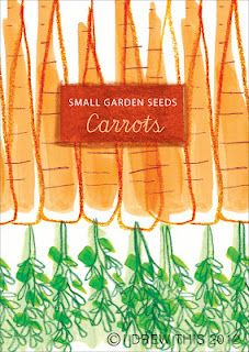 Seeds by Ilona DREW THIS I like the type & the drawing in this picture. #typography #drawing