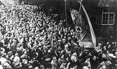 On this day 5 April 1844 miners in Northumberland and Durham England had a mass meeting with up to 40000 in attendance and went on strike when their contract expired for better conditions and equal pay across different mines. The employers evicted miners and their families from company homes attempted to starve them out and tried to bring scabs from across the country. Enduring intense hardship after 20 weeks the miners were forced to return to work on the owners' terms. But the strike was…