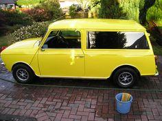1983 Austin Minivan Resto begins. - PistonHeads