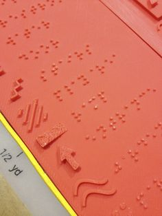 Pasadena City College Design Tech Students Produce Tactile 3D Printed Maps | 3D Printer World