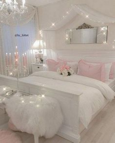 79 Pink + Blue Summer Bedroom - 3 easy steps for the perfect summer bedroom € . - 79 Pink + Blue Summer Bedroom – 3 simple steps for the perfect summer bedroom € …, # - Cute Room Ideas, Cute Room Decor, Teen Room Decor, Bedroom Decor For Teen Girls Dream Rooms, Teen Bedroom Colors, Small Girls Bedrooms, Teenage Girl Rooms, Girls Fairy Bedroom, Unique Teen Bedrooms