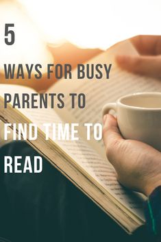 Five ways for busy parents to start reading in their busy schedules. Reading can be therapeutic, increase focus, and be a key to wellness. #reading #parentslife #parents #newparents #kids @smellthemintleaves   smellthemintleaves.com New Parents, New Moms, Bible Verse For Moms, Grow Together, Mom Hacks, Self Care Routine, Mom Blogs, Take Care Of Yourself, 5 Ways
