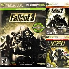 Fallout 3 Xbox360 another cool game