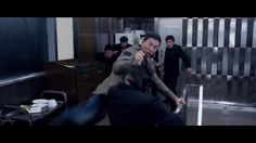 Donnie Yen vs Gang Special ID (Restaurant Fight) HD 2013