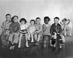 """New 8x10 Photo: """"Our Gang"""", The Little Rascals - Alfalfa, Spanky, Darla & others"""