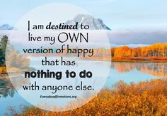 Daily Affirmations 13 May 2017