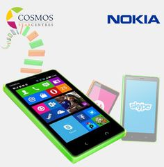 Get the latest Nokia X-Series at your #Nokia Store in Cosmos Mall