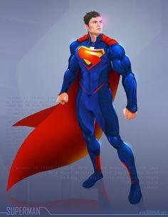 Superman   #comics #dc #superman