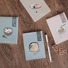 Delicious Japan Plain Notepad