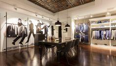 Retail Design / Shop Design / Store Design / Fashion Store Design / Fashion Shop Interior