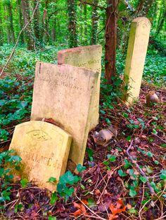John has uncovered hundreds of graves.