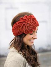 Use keycode FB50 to save 50% on all downloads at e-PatternsCentral.com now through 1/22/17 at 11:59 p.m. EST. Click to order now >> Spiral Flower Headband