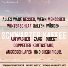 WINTERSCHLAF - SCHWARZER-KAFFEE