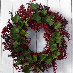 20 Cool And Colorful Thanksgiving Wreaths Ideas | DigsDigs