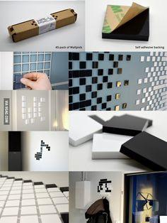 Pixelart your walls
