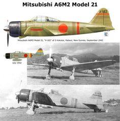 A6M2 Model 21