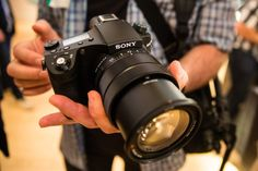 Sony has announced their new IV and we had a chance to play with it for several hours at the media event - here are our initial impressions. Binoculars, Cameras, Sony, Photography, Camera, Photograph, Fotografie, Camera Phone, Fotografia
