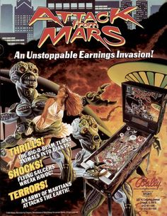 Pin Attack from Mars