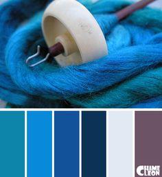 Color Palette, aqua, aquamarine, azure, blue, clay-colored, light blue.