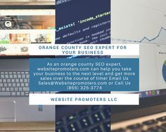 As an orange county SEO expert, https://websitepromoters.com/orange-county-seo/ can help you take your business to the next level and get more sales over the course of time! Email Us Sales@Websitepromoters.com or Call Us (855) 325-3774