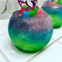 The Cold Blood Cocktail is a delicious drink that includes Cherry Vodka, Cherry Juice, Bacardi, Lime Juice and a Splash of Blue Curacao. Candy Alcohol Drinks, Alcohol Drink Recipes, Lemon Vodka, Raspberry Vodka, Summer Drinks, Fun Drinks, Refreshing Drinks, Fishbowl Drink, Sweets