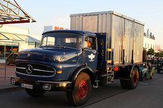 Mercedes Truck Kurzhauber