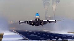 747 Take off
