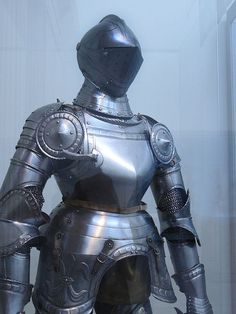 Armor German (possibly Lower Saxony about 1540-1550 CE by mharrsch, via Flickr