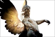 Angel Statue (Immortel) by Tiquetonne2067, via Flickr