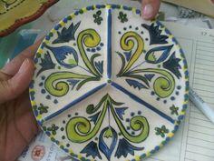 ceramica pintada a mano / ceramic