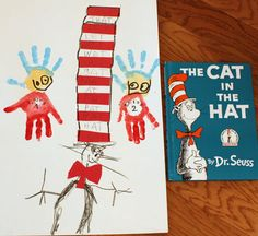 Cat in the hat: book and craft