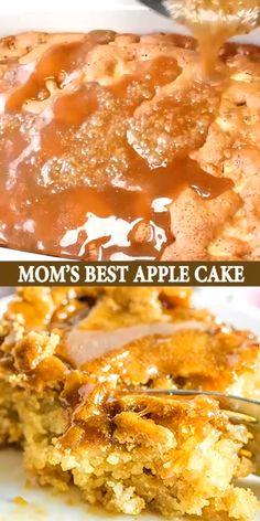 Mango Dessert Recipes, Apple Cake Recipes, Breakfast Recipes, Snack Recipes, Best Crockpot Recipes, Fall Recipes, Indian Food Recipes, Amazing Food Videos, Casserole Recipes