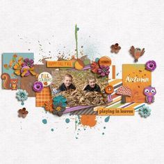 Layout using {Happy Fall Y'all} Digital Scrapbook Collection by Clever Monkey Graphics available at Gingerscraps http://store.gingerscraps.net/happy-fall-yall-gb-by-Clever-Monkey-Graphics.html #clevermonkeygraphics