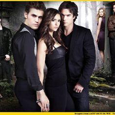 Salvatore and Elena