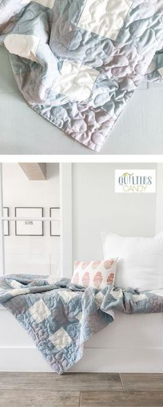 Gingham quilt pattern, quilters candy, patchwork quilt, diary of a quilter