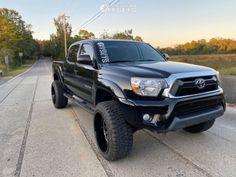 2014 Toyota Tacoma 22x12 -51mm ARKON OFF-ROAD Alexander