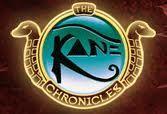 The Kane Chronicles by Rick Riordan
